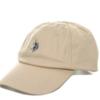 US Polo Assn 男士刺绣logo鸭舌帽