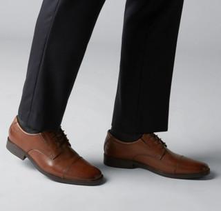 Clarks 其乐 Tilden Cap系列 261103098 商务正装鞋