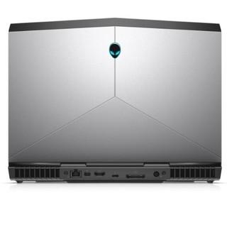 Alienware 外星人 Alienware 13 R3 13.3英寸 笔记本电脑 (银色、酷睿i7-7700HQ、8GB、256GB SSD、GTX 1060 4G)