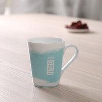 京东PLUS会员 : 承文阁 陶瓷杯大容量马克杯 *3件