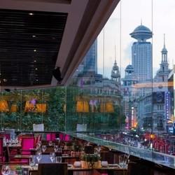 上海索菲特海仑宾馆小龙虾主题自助晚餐