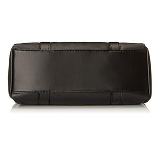 Calvin Klein Pebble Leather E/W Shopper 真皮单肩包