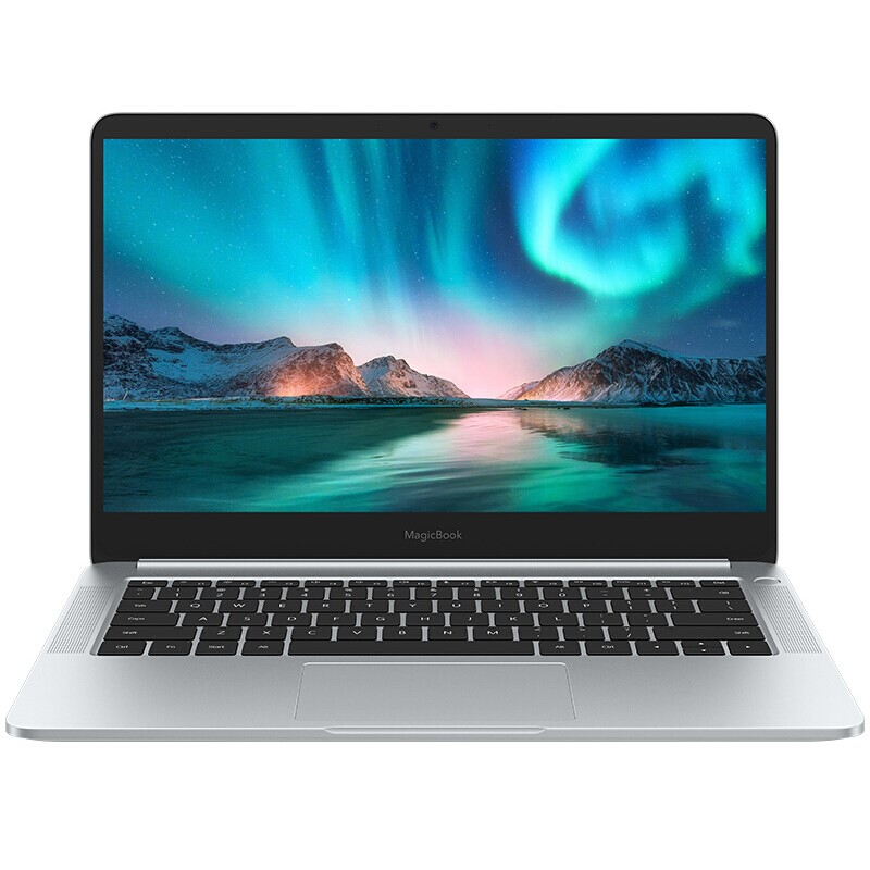 HONOR 荣耀 MagicBook 15 15.6英寸 笔记本电脑 (冰河银、锐龙R5-3500U 、8GB、256GB SSD、核显)