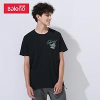 Baleno 班尼路 88002275 男士国潮T恤 *4件