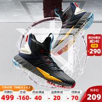 安踏要瘋籃球鞋男鞋官網旗艦店2020新款夏季透氣湯普森球鞋運動鞋