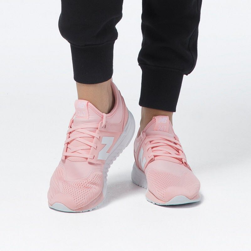 new balance 247系列 WRL247EN 女款休闲运动鞋