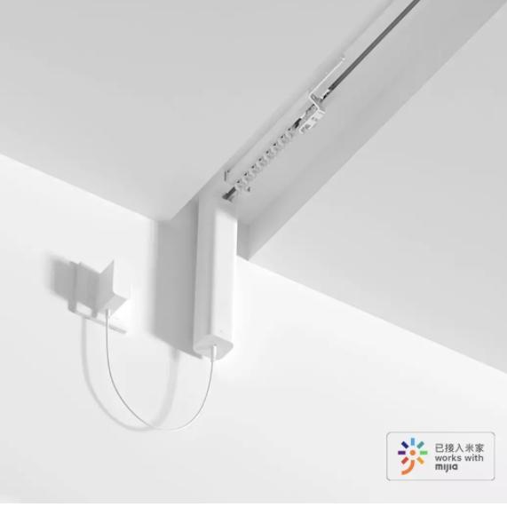 小米有品 智能窗帘电机 Wi-Fi版+3米内直轨+测量安装服务