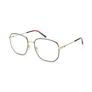 GUCCI 古驰 全框眼镜架新品眼镜男女眼镜框文艺圆框修脸眼镜架
