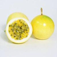 黄金百香果 现摘大果黄皮西番莲新鲜热带水果 时令生鲜水果 大果 6个装(约1斤)
