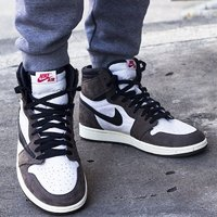 Air Jordan 1 Travis Scott aj1 倒钩 鬼脸 男鞋 CD4487-100