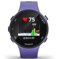 GARMIN 佳明 Forerunner 45S 中性款运动智能手表