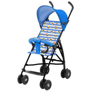 宝宝好 605 轻便婴儿推车 蓝色