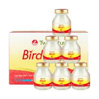 88VIP : Twin Lotus 双莲 泰国进口即食燕窝金丝燕官燕盒装 75ml*6 *2件