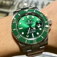 手表,我独爱绿色 腕表好价强势汇总
