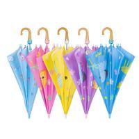 天堂 儿童半自动长柄自动伞