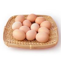 芮瑞 新鲜现捡鸡蛋 笨鸡蛋 柴鸡蛋 现捡蛋 30枚