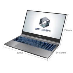 MECHREVO 机械革命 蛟龙 15.6英寸 游戏笔记本电脑(R5-4600H、16G、512GB、RTX 2060、144Hz)