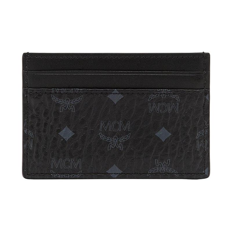 MCM 男士经典印花迷你卡包
