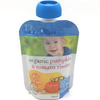 贝拉米 Bellamy's 婴幼儿辅食 南瓜甜薯番茄泥120g/袋  *14件