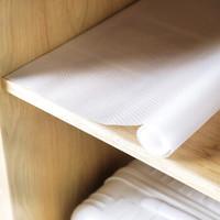 米良品 日式透明橱柜防潮垫 45*150cm*3卷