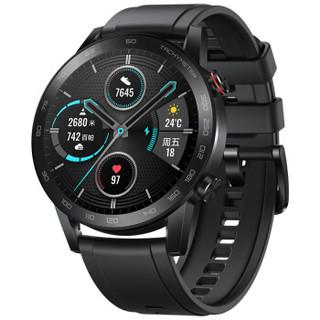 百亿补贴 : HONOR 荣耀 MagicWatch 2 智能手表 46mm 运动款