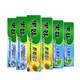 黑妹野菊花牙膏家庭实惠装家用6支清新口气牙膏牙刷组合批发套装 17.88元