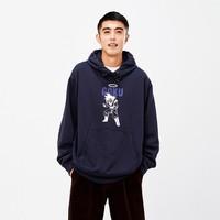 UNIQLO 优衣库×龙珠联名系列 425632 连帽运动衫