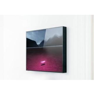 贝诺伊特·佩莱 Benoit Paillé 作品 《泽上白岩》White Rock
