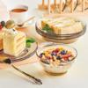VISIONS 康宁 CWA6A/CNJD 耐热玻璃碗碟盘餐具 6件套