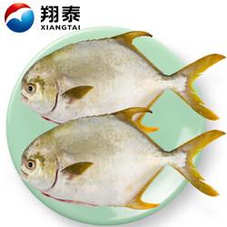 翔泰 二去金鲳鱼 700g 2条