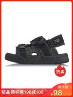 李宁 男子运动时尚系列潮流凉鞋