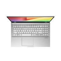 华硕(ASUS) 旗舰店 灵耀S 2代14英寸三面窄边框超轻薄笔记本电脑IPS屏 冰钻金 i7-8565U/8G/256G固态/MX150