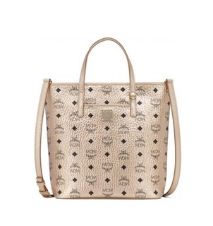 MCM 2020春夏新品 ANYA SHOPPER 女士小号手提包购物袋