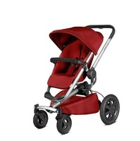 Quinny 酷尼 Buzz Xtra 4 可折叠四轮婴儿推车 红色