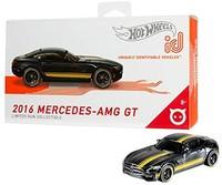 Hot Wheels iD 壓鑄 Jungen 2016 Mercedes AMG GT 多色