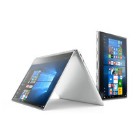 Lenovo 联想 Yoga系列 Yoga 910 笔记本电脑 (银色、酷睿i7-7500U、8GB、256GB SSD、核显)