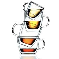 Bodum Bistro 双层隔热玻璃杯(六只装)
