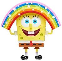 SpongeBob SquarePants 海綿寶寶玩具,8英寸珍藏型乙烯基膠模型