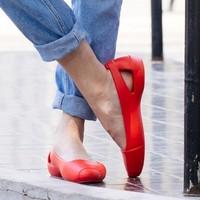crocs 卡骆驰 V202811 女士休闲平底鞋