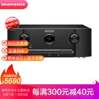马兰士(MARANTZ)SR5014 音响 音箱 家庭影院7.2声道AV功放 4K杜比虚拟增高 杜比全景声DTS:X蓝牙WIFI 黑色