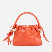 银联专享:Yuzefi Bom 女款皮革迷你手提包