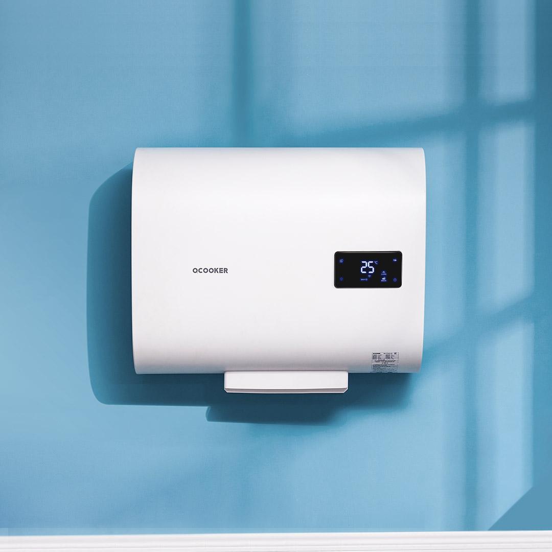 圈厨智能互联网超薄热水器 50/60升