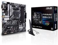ASUS 华硕 Prime B550M-A WiFi AMD AM4 主板