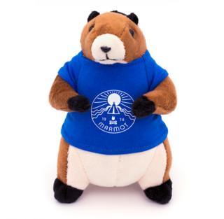 Marmot 土拨鼠 G100 土拨鼠造型挂件玩偶