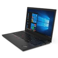 ThinkPad 思考本 E系列 E15 笔记本电脑 (黑色、酷睿i7-10710U、16GB、256GB SSD+1TB HDD、RX640)
