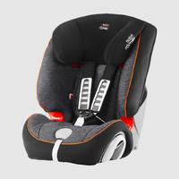 Britax寶得適/百代適超級百變王嬰兒汽車安全座椅 黑色 安全座椅