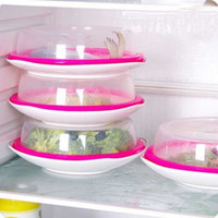 可疊加冰箱保鮮蓋 2個裝