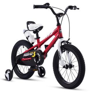 RoyalBaby 优贝 第五代儿童自行 18寸 带水壶