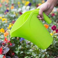美樂棵澆水壺2L大容量園藝澆花施肥工具綠植盆栽灌根澆花壺噴壺