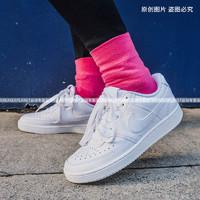 NIKE耐克女鞋 COURT VISION LO 20新款低幫小白鞋輕便板鞋運動休閑鞋